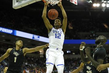 UCF Narrowly Misses Upset Win Over Duke in Sweet 16 Bid