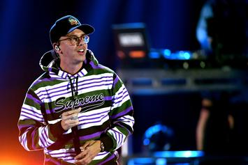 "Top Tracks: Logic's ""Confessions Of A Dangerous Mind"" Is #1 This Week"
