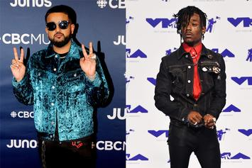 "Nav Is Selling ""Free Lil Uzi Vert"" Merch"