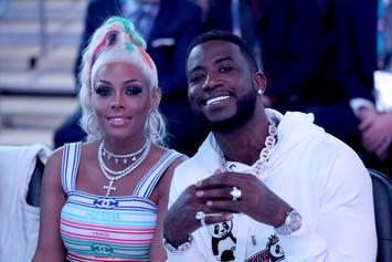 "Gucci Mane Praises His Wife Keyshia Ka'Oir, Says She ""Changed"" His Life"