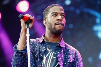 "Kid Cudi Hosted His Own ""Us"" Screening For Fans During Opening Weekend"