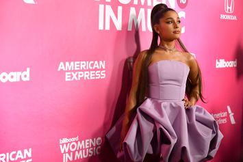 "Ariana Grande's Strict Photo Policy On ""Sweetener Tour"" Is Being Protested By Media"