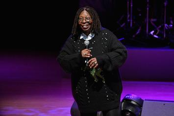 Whoopi Goldberg's Health Scare Has Reportedly Given Her A New Perspective On Life