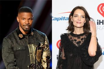 Jamie Foxx & Katie Holmes Spotted Together After Breakup Rumors
