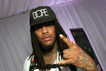 "Waka Flocka Is Tired Of Folks Renting Clothes: ""I Feel Like A N***a Wore My T-Shirt"""