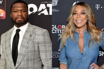 50 Cent Finally Acknowledges Wendy Williams' Family Saga