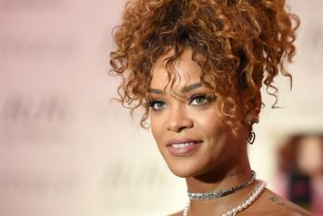 Rihanna Is Sweet & Incredibly Sexy In New Lingerie Pictures