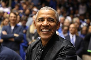 """Obama Asked Questlove To Play French Montana's """"Pop That"""" At The White House"""