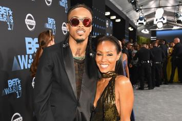Is August Alsina's New Song About Jada Pinkett Smith Cheating On Will Smith?