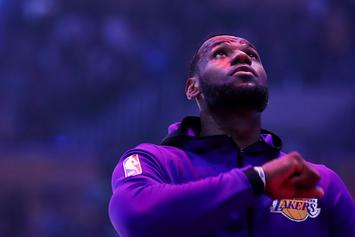 "LeBron James Convinced To Sit Rest Of Season: ""It's Just Not Worth It"""