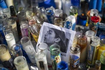 Nipsey Hussle's Vigil Disrupted By Stampede With Conflicting Reports Of Shots Fired