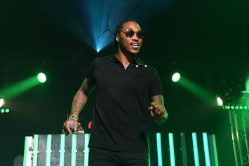 "Future Has A Message For People In His Circle: ""I Don't Want No Fake Love"""