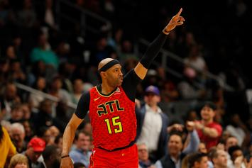 Vince Carter Will Help Broadcast Hawks & 76ers Game Tonight