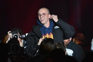 Logic Becomes First-Ever Rapper To Have New York Times  #1 Best-Selling Novel