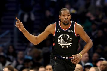 "Kevin Durant To The Knicks Is A ""Done Deal,"" Says Ric Bucher"