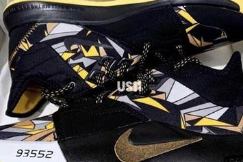 """Nike PG3 """"Mamba Mentality"""" Revealed: First Look"""