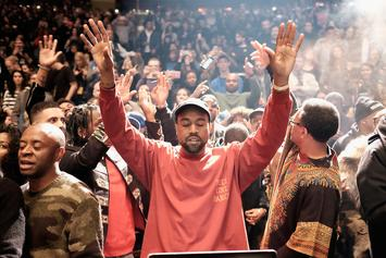 """Kanye West's """"Sunday Service"""" Coachella Set To Be Held At """"The Mountain"""""""
