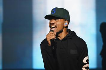 "Chance The Rapper Is The Fifth Member Of B2K While Dancing To ""Right Thurr"""