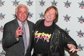 WWE Unveils Rowdy Roddy Piper Statue At Wrestlemania Axxess Event