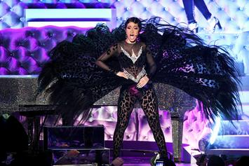 """Cardi B Dethrones Herself On R&B/Hip-Hop Airplay Chart With """"Please Me"""""""