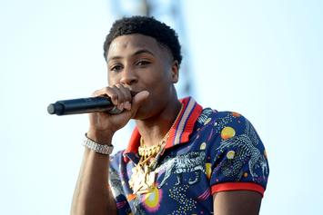 NBA Youngboy Is Officially Charged For Atlanta Drug Arrest: Report