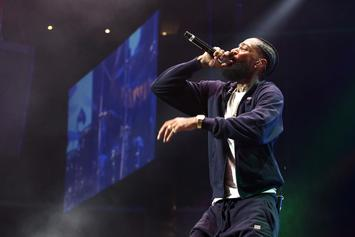 Kanye West Pays Tribute To Nipsey Hussle At Sunday Service