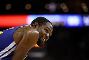 Kevin Durant Lashes Out At Richard Jefferson For Criticizing Him