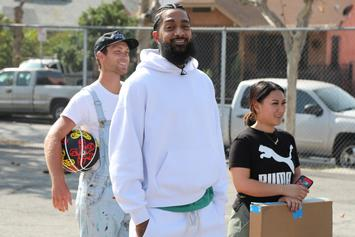 Nipsey Hussle Memorial Service Details Revealed, Tickets Are Free