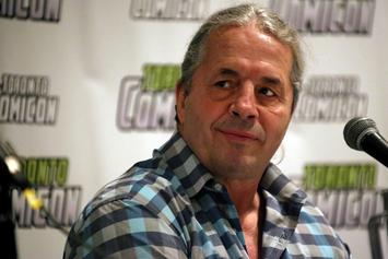 "Bret Hart On Being Attacked During WWE Hall Of Fame Speech: ""I'm Okay"""