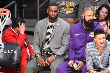 """LeBron James Reportedly """"Lost Trust"""" Amongst Young Lakers After AD Fiasco"""