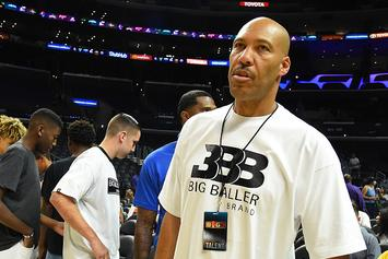 "LaVar Ball Weighs In On Magic Johnson, Lakers: ""The System Is Crumbling Down"""