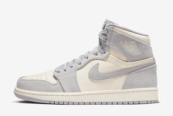 """Air Jordan 1 High """"Pale Ivory"""" Official Images & Release Info"""