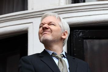 Wikileaks Co-Founder Julian Assange Arrested After 7 Years Under Asylum