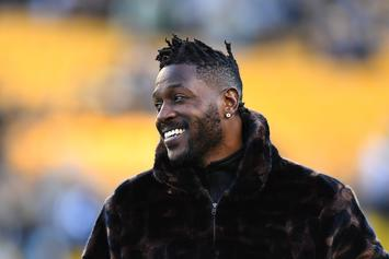 "Antonio Brown Will Be A ""Pain In The A**,"" Says Jack Del Rio"