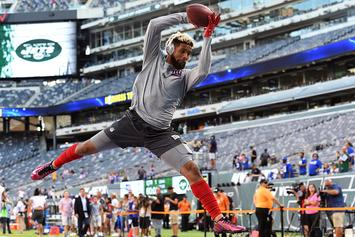 Odell Beckham Jr. Teases Return To NY For Browns' Week 1 Opponent