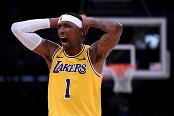 "Lakers ""Lost Themselves"" Over Anthony Davis Rumors, Says Caldwell-Pope"