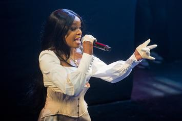 Azealia Banks Posts Sensual NSFW Photos On Instagram