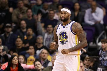 "DeMarcus Cousins No Longer Wants Be Known As ""Boogie"""