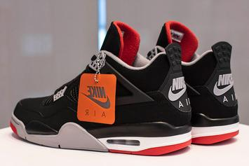 "Air Jordan 4 ""Bred"" Dropping Next Month: Detailed Look"