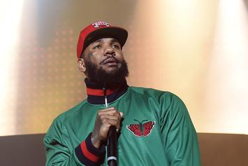 """The Game's Royalties In Danger Over $7 Million """"She's Got Game"""" Judgment"""