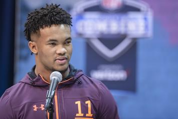 Kyler Murray Was Offered $14 Million To Stay With The Oakland A's: Report