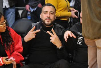 """French Montana Offers Kanye West """"Yandhi"""" Update: """"Bigger Than Music"""""""