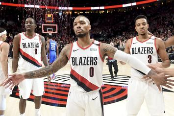 Damian Lillard & CJ McCollum Hit Daggers In Win Against The Thunder