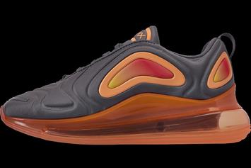 """Nike Air Max 720 """"Fuel Orange"""" Release Date Confirmed: Detailed Images"""
