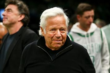 "Robert Kraft Naked ""Rub & Tug"" Footage Will Be Released: Report"
