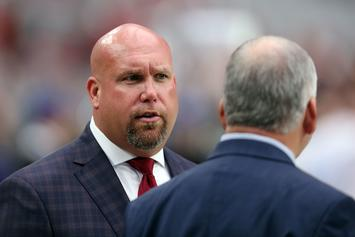 Arizona Cardinals Say They Have No Clue Who They're Picking First Overall