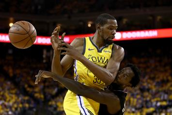 """Kevin Durant Dismisses Patrick Beverley Beef: """"Y'all Know Who I Am"""""""