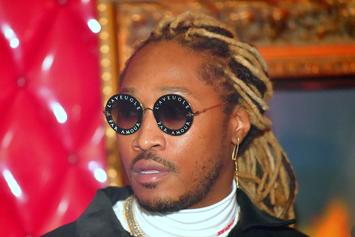Future's Baby Mama Joie Chavis Shares Adorable New Photo Of Baby Hendrix
