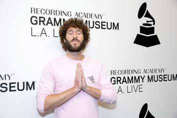 "Lil Dicky Previews ""Earth"" On ""Ellen"" With Justin Bieber, Ariana Grande, & More"