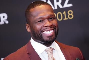 50 Cent Reflects On An Easter Filled With Father & Son Time